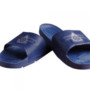 Yacht Club slipper blauw
