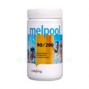 Melpool chloortablet 1 kg