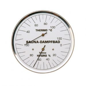Stoombad thermometer