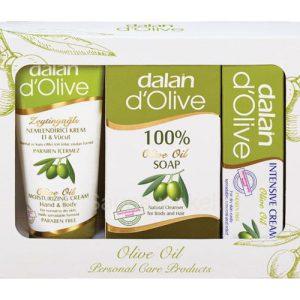Dalan d'Olive Geschenkset klein