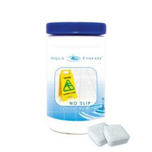 AquaFinesse no slip floortabs