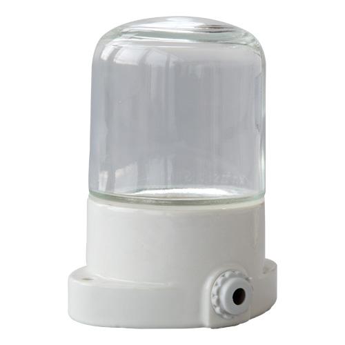 Keramiek lamp recht helder