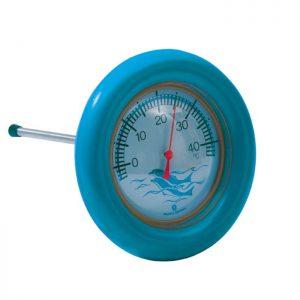 Zwembad thermometer reddingsring