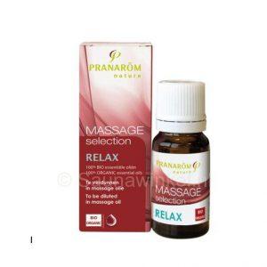 Bio Relax synergie massageolie