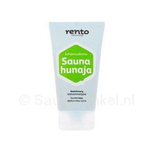 Rento Sauna Honingcrème Eucalyptus