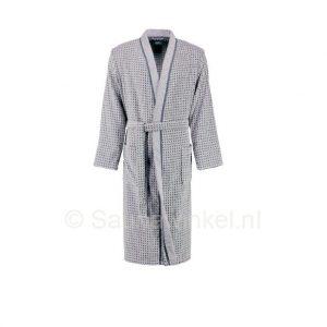 Badjas Sense heren kimono platina-grijs