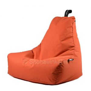 Extreme Lounging b-bag mighty-b Outdoor Oranje